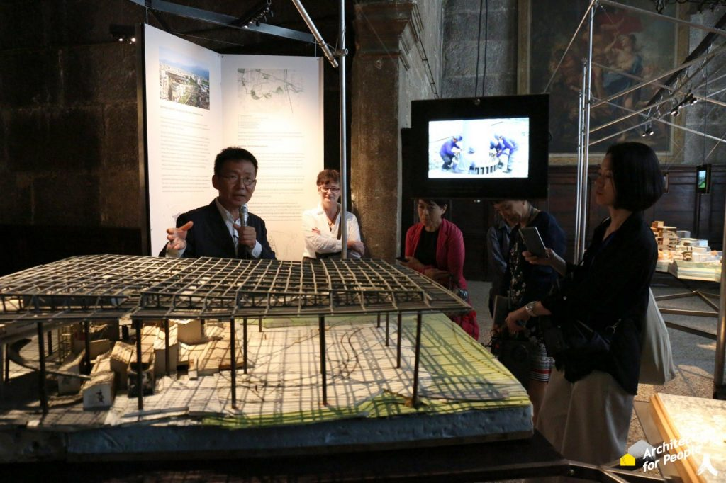 AfP-Fieldoffice Architects-venice-taiwan pavilion-2018-Architect HUANG Sheng-Yuan