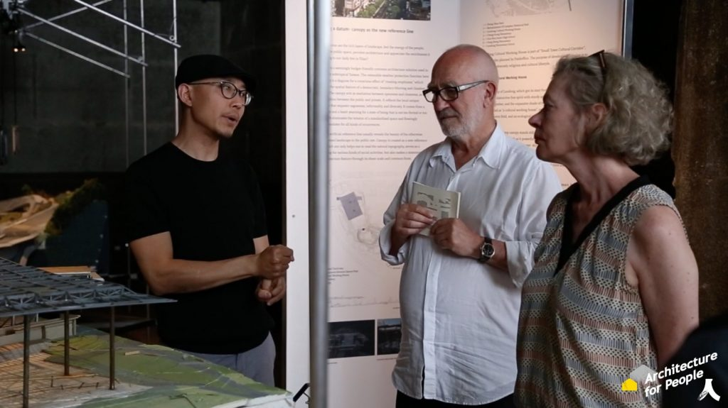 AfP-Fieldoffice Architects-venice-taiwan pavilion-2018-Peter zumthor visited